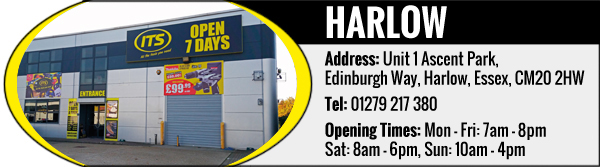 Harlow Trade Counter