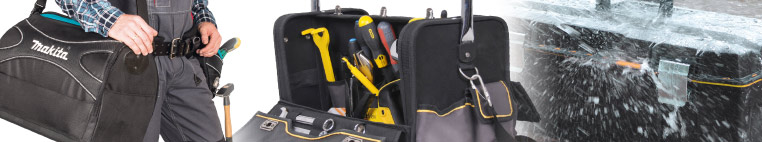 Tool Storage & Pouches