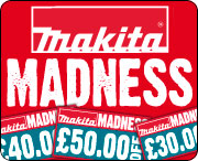 Makita Power Tools Madness