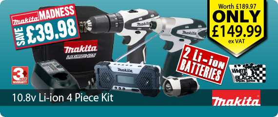 Makita Special Edition Kit