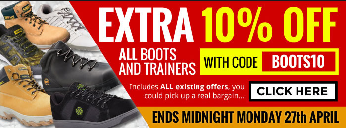 EXTRA 10% OFF BOOTS