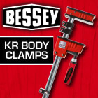 Bessey KR Body Clamps