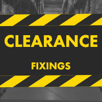 Clearance Fixings