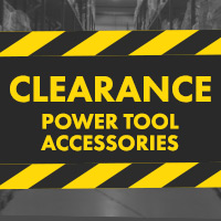 Clearance Power Tool Accessories