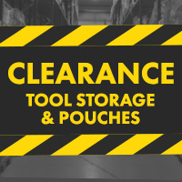 Clearance Storage and Pouches