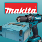 Makita Drills & Impact Drivers in Stackable Cases