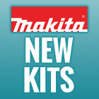 New Makita Cordless Kits