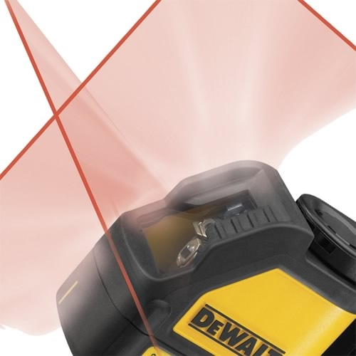 Dewalt Professional Self Levelling Cross-line Laser