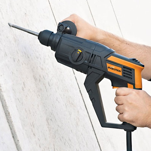Evolution Four Function SDS+ Hammer Drill