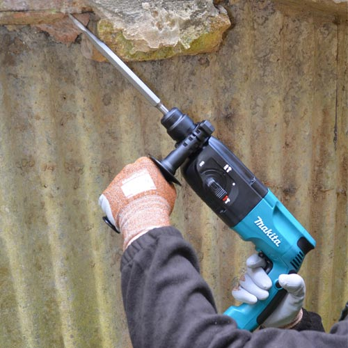 Makita SDS+ Hammer Drill (Chiselling Action)