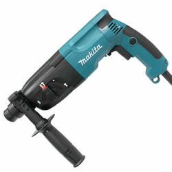 HR2450 Makita SDS+ Hammer Drill (Chiselling Action) MAKHR2450