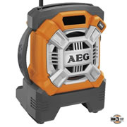 AEG 18v Cordless Mini Radio