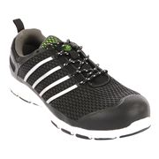 Apache MOTION Apache Motion PU Waterproof Safety Trainer (Black)