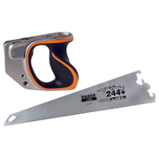"Bahco EXRLPK Bahco Ergo Handsaw System Right Handed Handle + 22"" Blade"