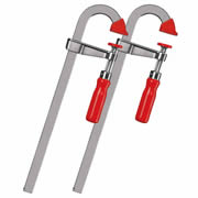 Bessey LMU20/5 Bessey 20/5 U-Style Bar Clamp Pack of 2