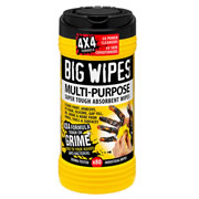 Big Wipes 2410 Big Wipes Multi-Purpose Wipes (80 Wipes)