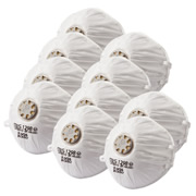 BLS 129 BLS Disposable Respirator FFP2 (Pack of 10)