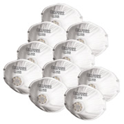 BLS 505 BLS Disposable Respirator FFP3 (Pack of 10)