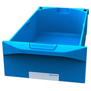 Blucave 7060521 BluCave Double Drawer & 1 Divider