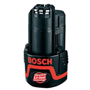 Bosch 1600Z0002X Bosch Battery 10.8v 2.0Ah Li-ion