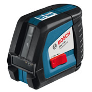 Bosch Professional Self-Levelling Cross Line Laser