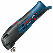 Bosch GOP 108 VN Bosch 10.8v Li-ion Multi-Cutter - Body Only