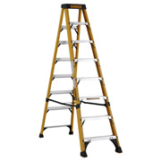 Dewalt 8 Tread Swingback Step Ladder