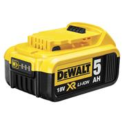 Dewalt DCB184B Dewalt 18v 5.0Ah XR Bluetooth Li-ion Battery