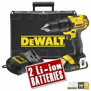 DCD780C2 Dewalt 18v XR Lithium-ion 2 Speed Drill/Driver DEWDCD780C2