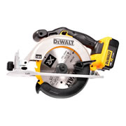 Dewalt DCS391N4 Dewalt 18v XR Li-ion Circular Saw Body + 1 x 4.0ah Battery