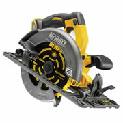 Dewalt DCS576 Dewalt 54v XR FLEXVOLT Li-ion Circular Saw With Rail - Body Only
