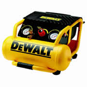 Dewalt DPC10RC Dewalt 10 Litre  Compressor with Roll Cage