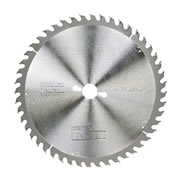 Dewalt DT4094QZ Dewalt 190mm 48 Tooth TCT Saw Blade (Fine Cutting)