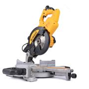 Dewalt DWS774 Dewalt 216mm Mitre Saw with XPS