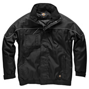 IN30060BK Dickies Waterproof Jacket (Black) DICIN30060BK