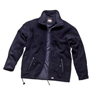 JW84400 Dickies Micro Fleece (Black) DICJW84400