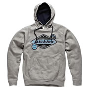 SH3002 Dickies Baywood Hooded Sweatshirt DICSH3002