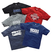 SH5008 Dickies T-shirt 5 Pack DICSH5008