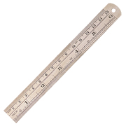 Draper 59633 (D17) Draper Steel Rule 150mm/6""
