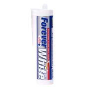 Everbuild FOREVERWE Everbuild Forever White Bathroom & Kitchen Sealant