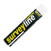 Everbuild EVESURVEYWE Everbuild Surveyline Marking Paint (White) 700ml