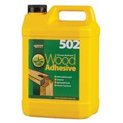 Everbuild WOOD5 Everbuild All Purpose Wood Adhesive (5 Litre)