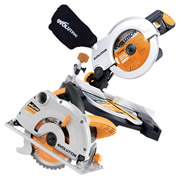 SAWPK1 Evolution Mitre Saw &amp; Circular Saw Package EVOSAWPK1