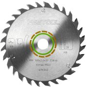 Festool 496302 Festool 160mm 28 Tooth Saw Blade