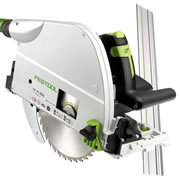 Festool TS75EBQPLUS Festool 75mm Circular Plunge Saw