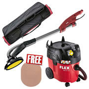 Flex GE 5 R START KIT Flex Giraffe GE5  R Starter Kit with Dust Extractor