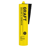 Graft 001BLK Graft IPT Sealant 300ml Black