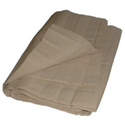 Professional 2KTWILL Heavy Duty Twill Dust Sheets (12ft x 9ft)