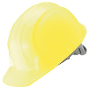 Guardsman A04Y Safety Helmet (Yellow)
