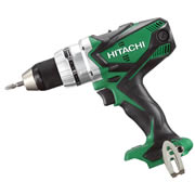 Hitachi DS18DSDL/W4 Hitachi 18v Li-ion Drill Driver - Body Only
